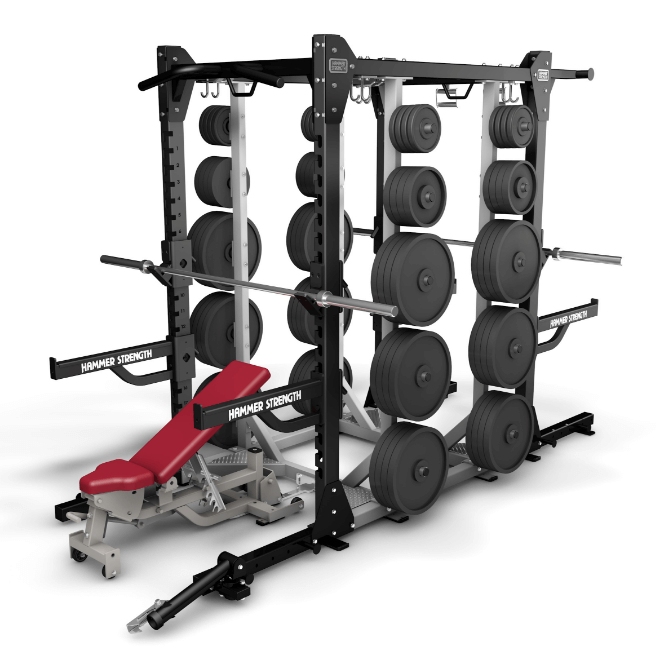 Cages, Power Cages et Racks Professionnel