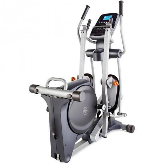 Vélo elliptique pliable