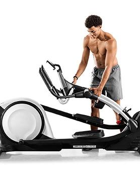 bicicleta-eliptica-plegable-Proform-plegada